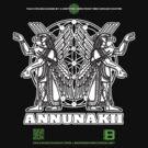 ANNUNAKII - DEC 2012 - OFFICIAL MERCH by David Avatara