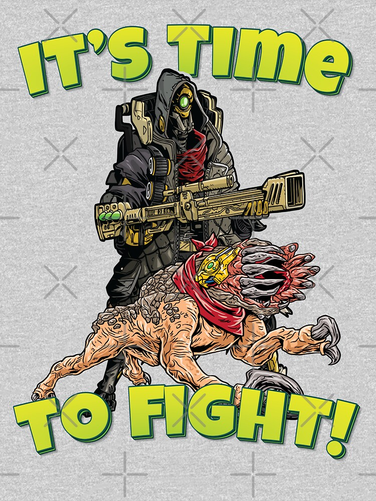 It's Time To Fight! FL4K The Beastmaster With Guard Skag Borderlands 3 Rakk Attack! by WordsGamersUse