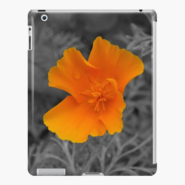 Yellow Flower iPad Cover iPad Snap Case