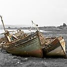Old Boats by mps2000