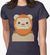 Ewok Appreciation Women's Fitted T-Shirt