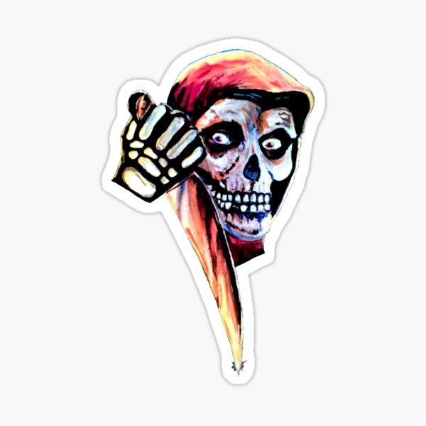 The Halloween Fiend Sticker