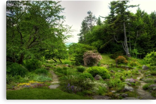 The Fells Garden by Monica M. Scanlan