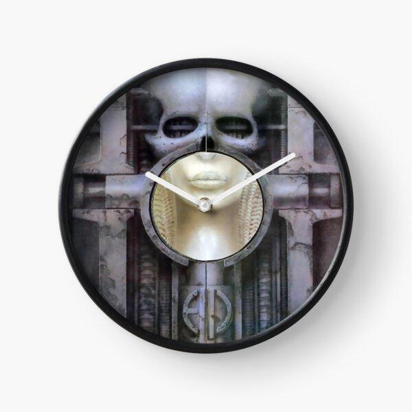 Emerson Lake and Palmer - Brain Salad Surgery Clock