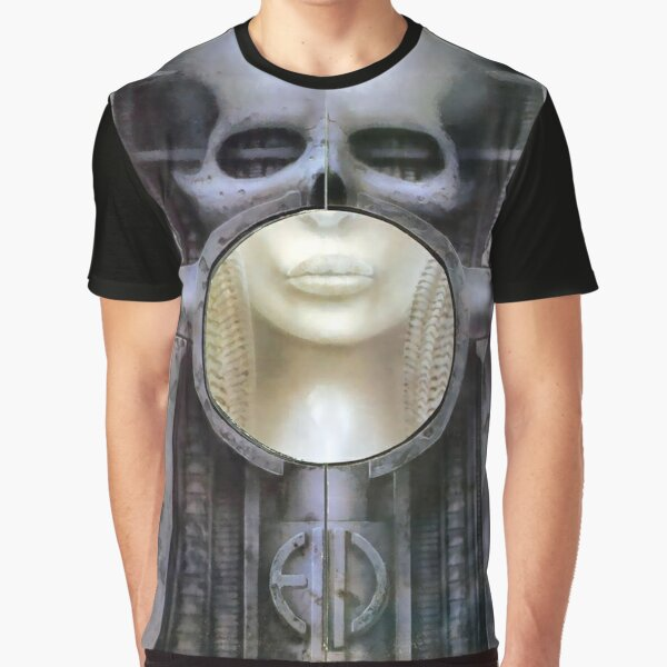 Emerson Lake and Palmer - Brain Salad Surgery Graphic T-Shirt