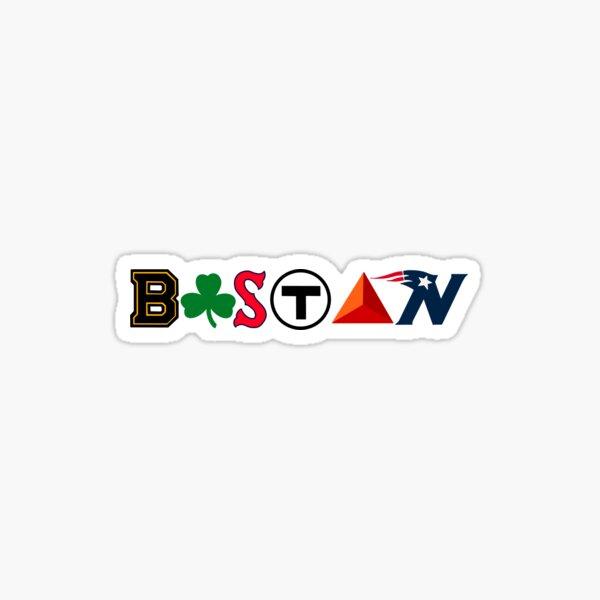 Boston Pride Sticker Sticker