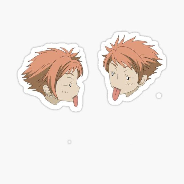 Hikaru and Kaoru Sticker