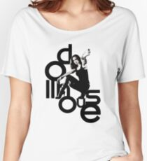 Dollhouse Women's Relaxed Fit T-Shirt