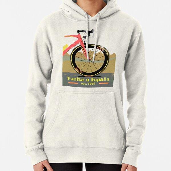 Vuelta a España Bike Pullover Hoodie