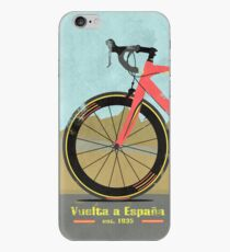 Vuelta a España Bike iPhone Case