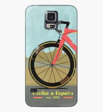 Vuelta a España Bike Case/Skin for Samsung Galaxy