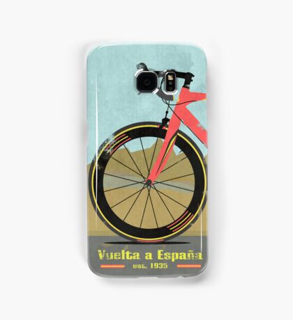 Vuelta a España Bike Samsung Galaxy Case/Skin