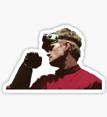 Dr. Horrible - Red Coat Sticker