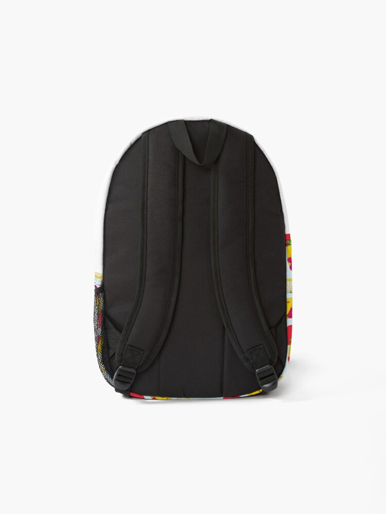 Alternate view of Burraco Fest Backpack
