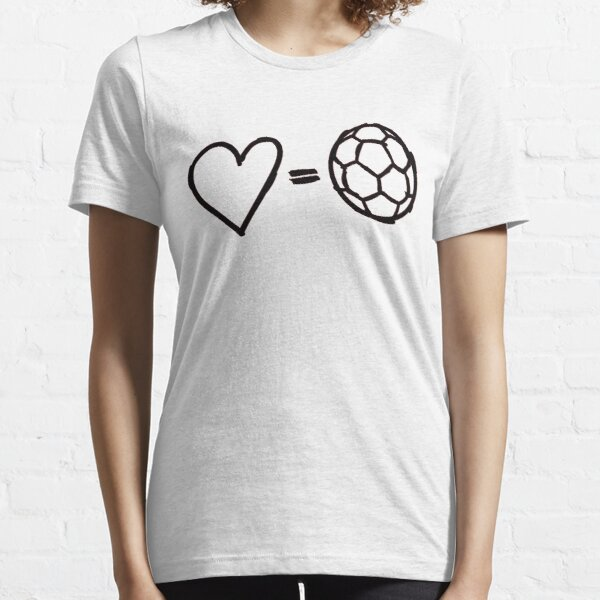 love equals football Essential T-Shirt