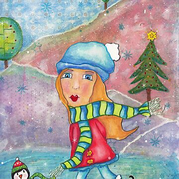 Whimsical Christmas by PaolaJ