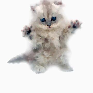 Angry Kitty by artstoreroom