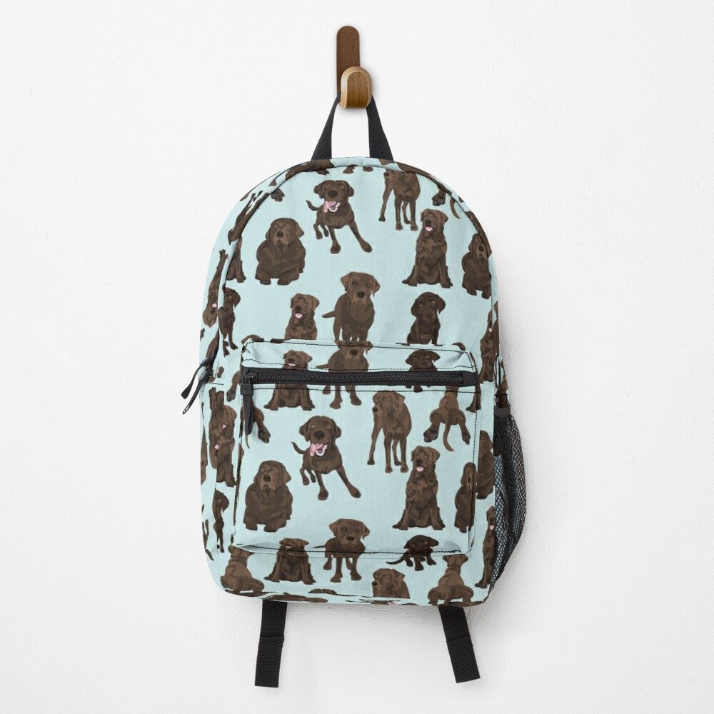 Chocolate Lab Backpack
