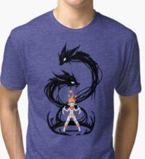 Fox Summoner Tri-blend T-Shirt