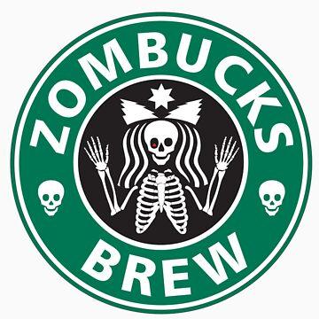 The Zombie Preferred Brew by TheWalkingDad