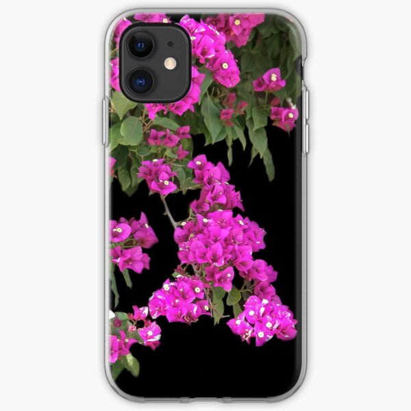 The Beauty of Bougainvillea iPhone Soft Case