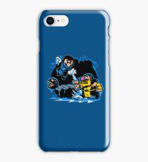 Mario Kombat iPhone Case/Skin