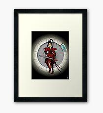 Cancer Goddess Framed Print