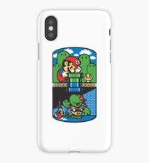 Help a Brother Out iPhone Case/Skin
