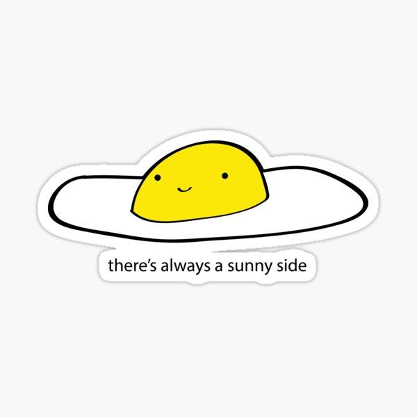 Sunny Side Sticker