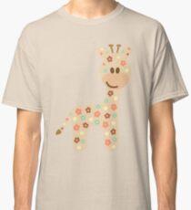 Baby giraffe Classic T-Shirt