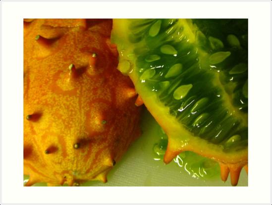 Green inside - Pitahaya by bubblehex08