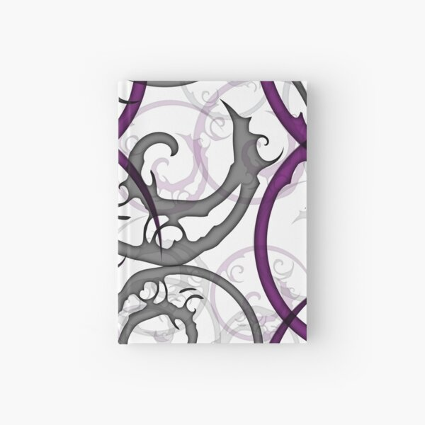 Ace Thorns Hardcover Journal