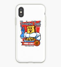 Powdered Toast Crunch iPhone Case