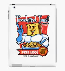 Powdered Toast Crunch iPad Case/Skin