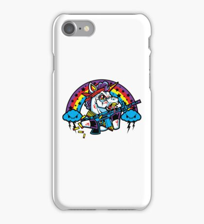 Rainbo: First Blood iPhone Case/Skin