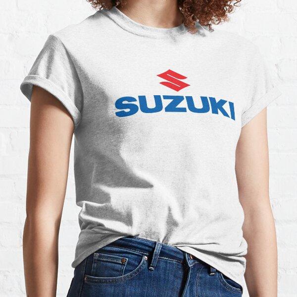 Logotipo de Suzuki Camiseta clásica