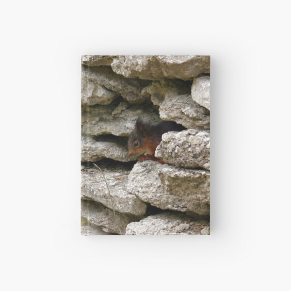 north of Gotland. Hardcover Journal