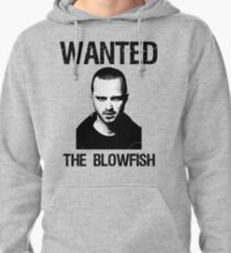 blowfish Pullover Hoodie