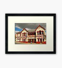 Royal Exchange Hotel Framed Print