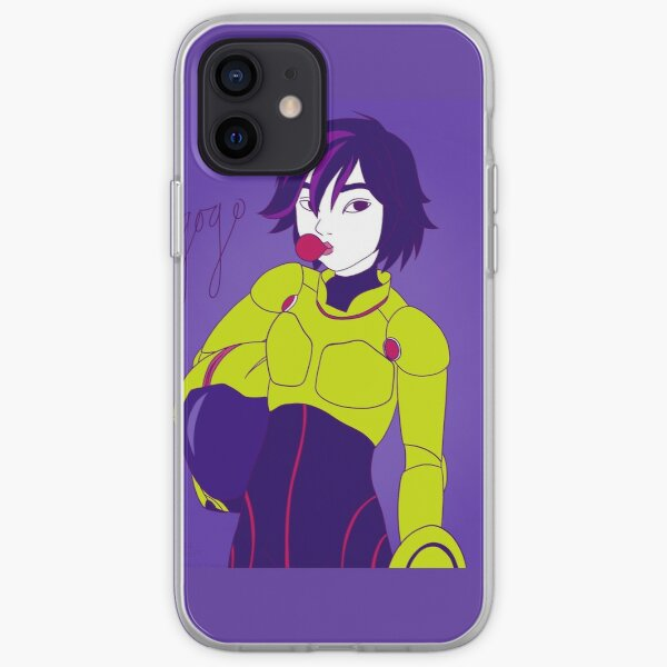Gogo from BH6 iPhone Soft Case
