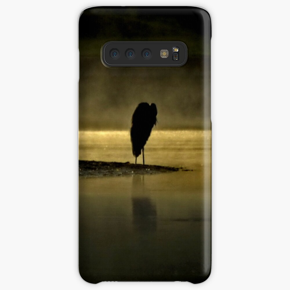 Herons in the Mist Case & Skin for Samsung Galaxy