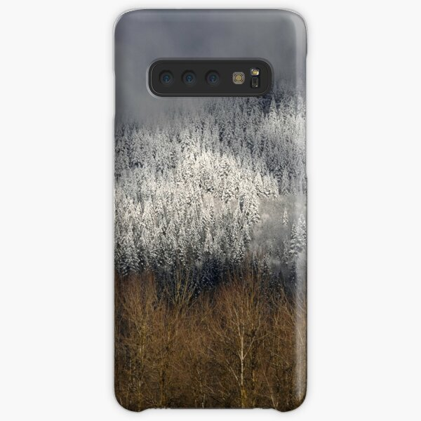 Frosted in the Valley Samsung Galaxy Snap Case