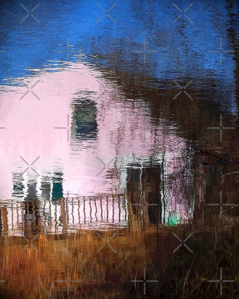 Little Pink House  by BavosiPhotoArt