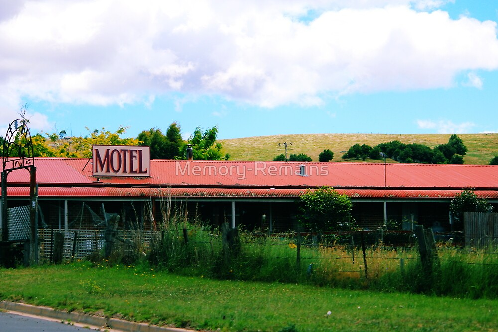 Roadside Motel by Memory-Remains