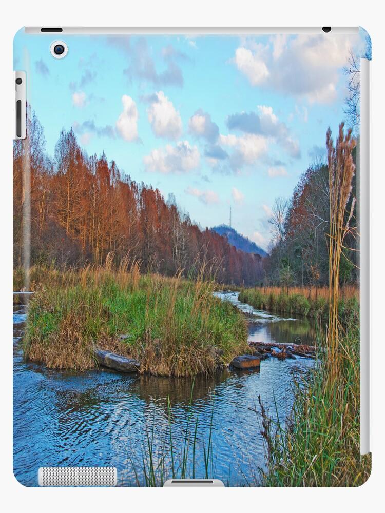 Beaver`s Bend,......Oklahoma U.S.A. i-Pad Case by ipadjohn