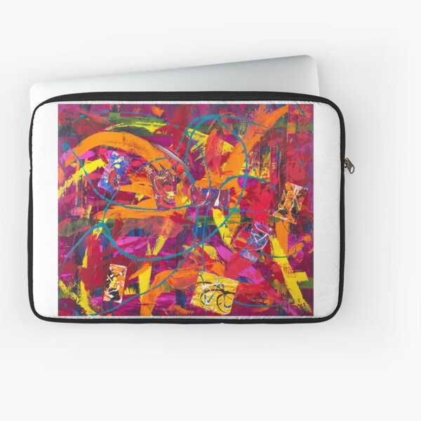 Pieces of My Heart Laptop Sleeve