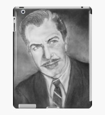 Vincent Price....young iPad Case/Skin