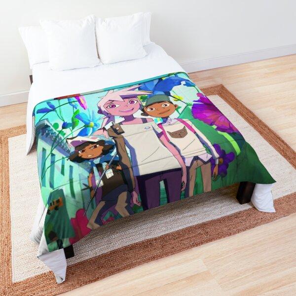 Kipo and the age of Wonderbeasts  Comforter