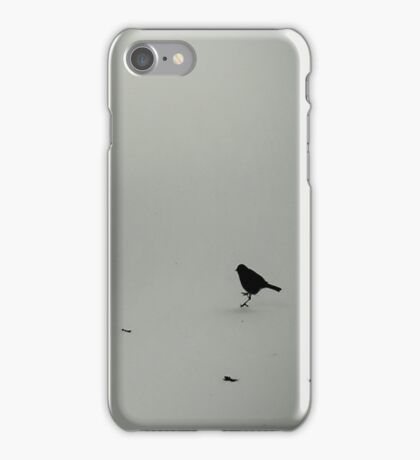Little Snow Bird iPhone Case/Skin