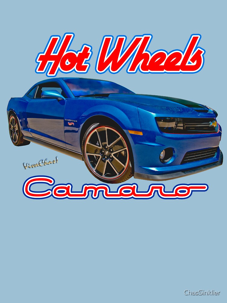 Hot Wheels Camaro T-Shirt is Fine | Women's T-Shirt